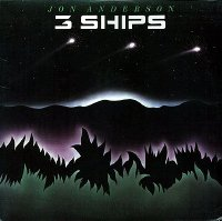 3 Ships US LP front cover