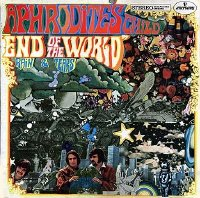End of the World/Rain and Tears UK LP front cover