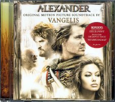 Alexander US Limited Edition CD - Only Available at Borders