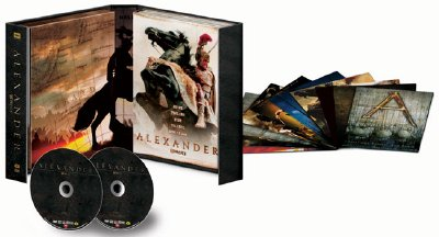 Alexander 2 DVD Complete Edition Korean Set