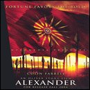 Alexander - Is this the final cover design?