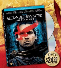 Alexander Revisited US DVD Advertisement