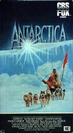 Antarctica USA videocassette front cover