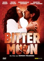 Bitter Moon German DVD