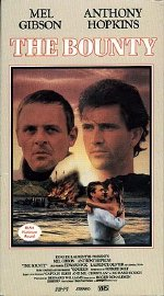 The Bounty USA videocassette 1st issue front cover