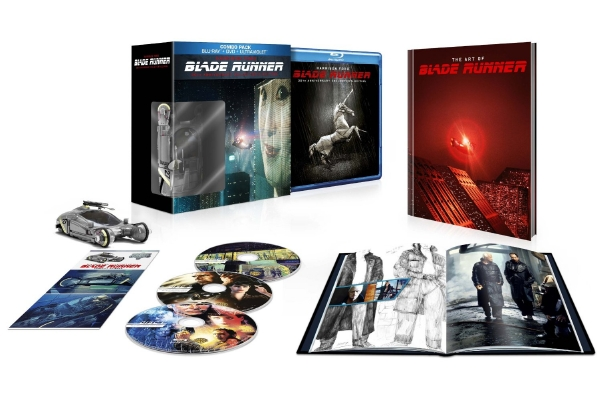 Blade Runner 2012 Box Set USA and Japan