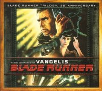 Blade Runner US CD front cover
