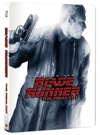 Blade Runner 2 Disc Bluray Steelbook Japan - amazon.co.jp Exclusive