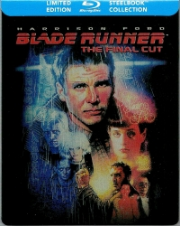 Blade Runner Canadian Blu-ray Limited Edition Steelbook