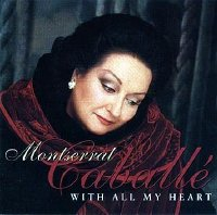 With All My Heart EU CD front cover