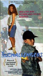 The Challengers Canadian videocassette front cover