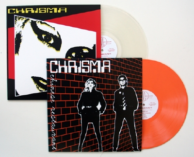 Chrisma on Color Vinyl