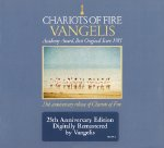 Vangelis - Chariots of Fire UK CD 25th Anniversary Edition