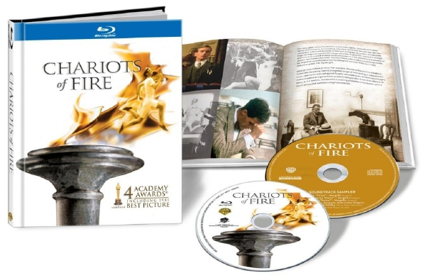 Chariots of Fire US Blu-ray Edition