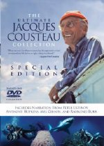 The Ultimate Jacques Cousteau Collection UK 21 DVD Box Set