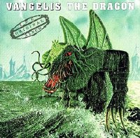 The Dragon Hungarian CD front cover