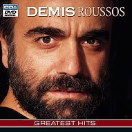 Demis Roussos Greatest Hists CD & DVD Holland 2007