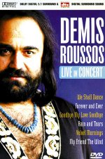 Demis Roussos Live In Concert - EU DVD released in 2004