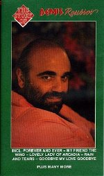 The Story of Demis Roussos Dutch videocassette front cover
