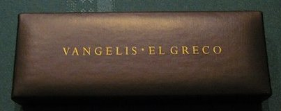 El Greco Pen in box