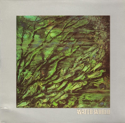 Eric Vann - Waterworld German LP