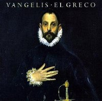 El Greco US CD front cover
