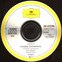 Invisible Connections - US CD on Demand from ArkivMusic