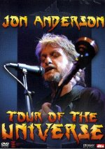 "Jon Anderson ""Tour of the Universe"" DVD"