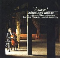Encore! Travel With My Cello Volume 2 West German CD front cover