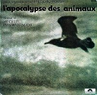L'apocalypse des Animaux French pressing front cover - 1st pressing