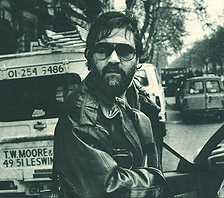 Vangelis in London circa 1982