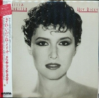 Melissa Manchester-Hey Ricky Japan 2011 Limited Edition CD with LP Replica Sleeve and Obi