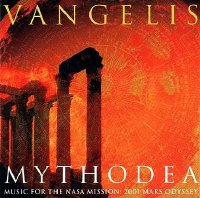 Mythodea Austrian promotional CD front cover