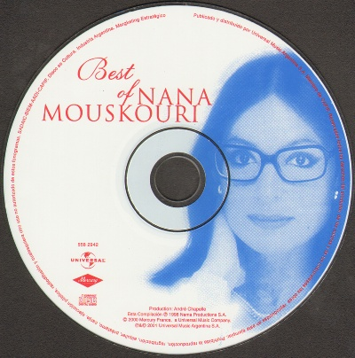 Nana Mouskouri - Custom 20