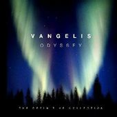Vangelis - Odyssey - The Definitive Collection - UK edition
