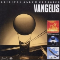 Vangelis - Original Album Classics 3 CD set EU 2011