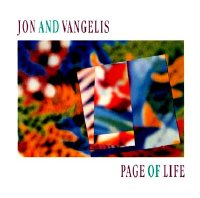 Page of Life Austrian CD front cover