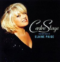Elaine Paige - Centre Stage-The Very Best of Elaine Paige UK 2 CD set
