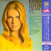 Raymond Lefevre - No. 12 Japanese CD