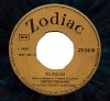 "George Romanos - To Roloi Greek 7"" with built-in center (that has sadly been removed!)"