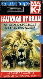Sauvage et Beau French videocassette front cover