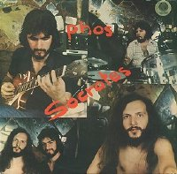 Phos Greek LP first pressing front cover