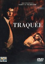 Traquée French DVD front cover