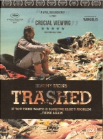 Trashed DVD front cover